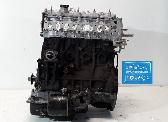 Bloc moteur nu culasse Toyota Corolla 2.0 D4D