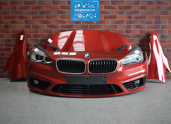 Face avant complete BMW SERIE2 F45 F46
