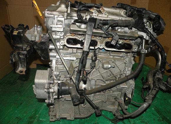 Engine block bare cylinder head TOYOTA Prius 1.8VVT-i