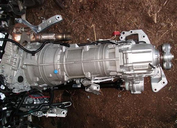 Boite auto BMW 5 F10 F11 3.0D X-Drive
