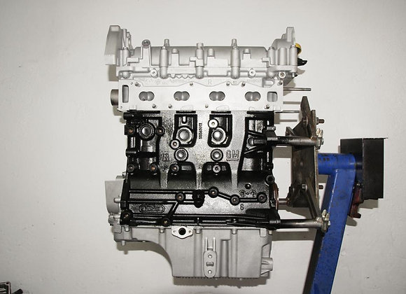 Bare opener cylinder head OPEL INSIGNIA 2.0CDTI A20DTH