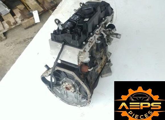 Engine block bare cylinder head MERCEDES W204 2.2 CDI 646811