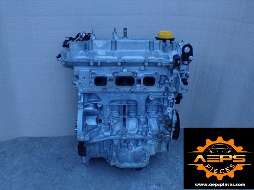 Bare block cylinder head DACIA DUSTER 1.2TCE