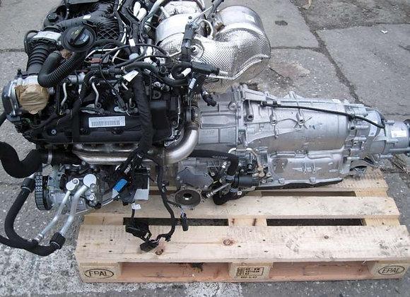 Moteur complet + boite AUDI Q7 3.0TDI CRT