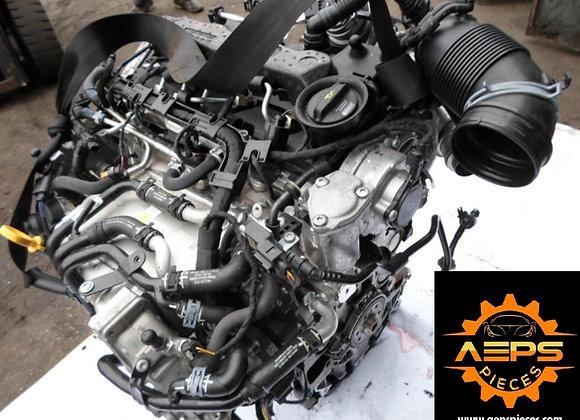 Moteur complet VW GOLF VII 2.0TDI CUN