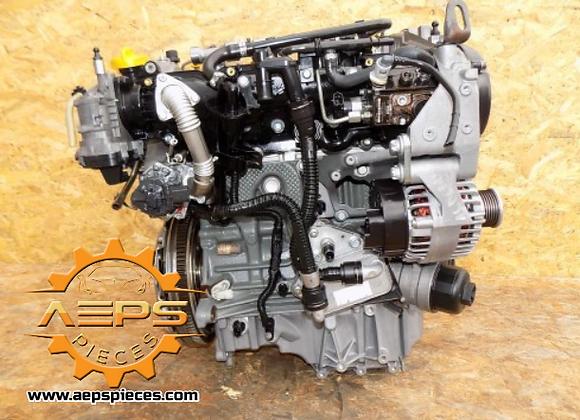 Moteur complet FIAT DOBLO II 1.6 JTD 198A3000 EURO 5