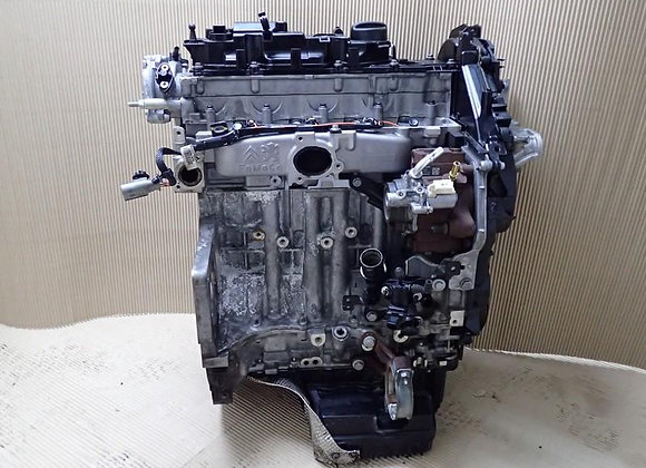 Headless cylinder block FORD Tourneo Connect II 1.6TDCi T1GA