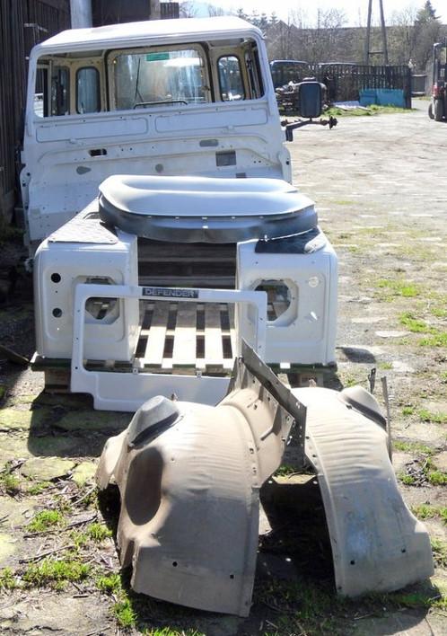 carrosserie enti re land rover defender casse auto moteur auto occasion aepspieces. Black Bedroom Furniture Sets. Home Design Ideas