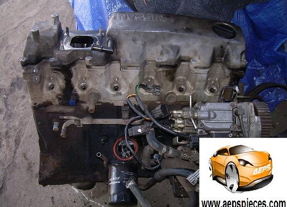 Bloc moteur nu NISSAN PATROL Y61 2.8 TDI