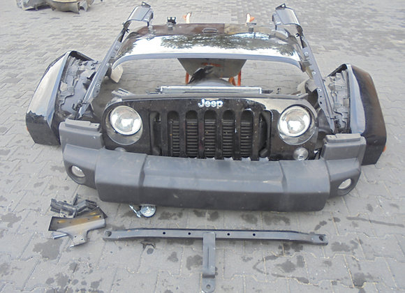 Face avant complete JEEP WRANGLER