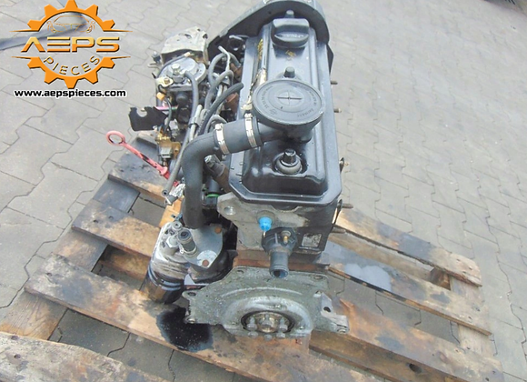 Bloc moteur nu culasse VOLKSWAGEN 1.9 TDI AAZ