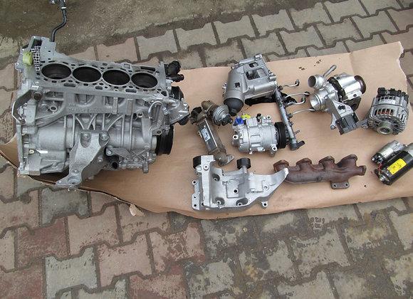 Bas moteur complet BMW N47D20A