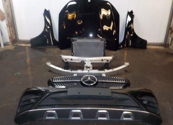 Face avant complete MERCEDES GLC W253 AMG