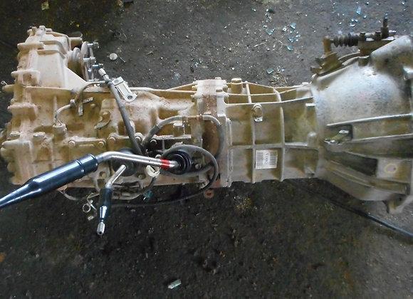 Boite de vitesse auto TOYOTA HILUX 2.5 D4D