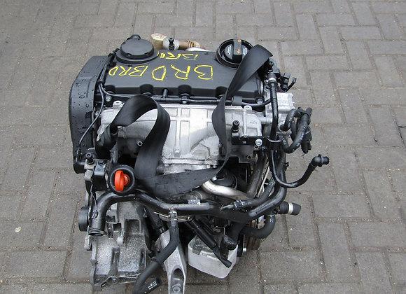 Moteur complet VW AUDI 2.0TDI BRD