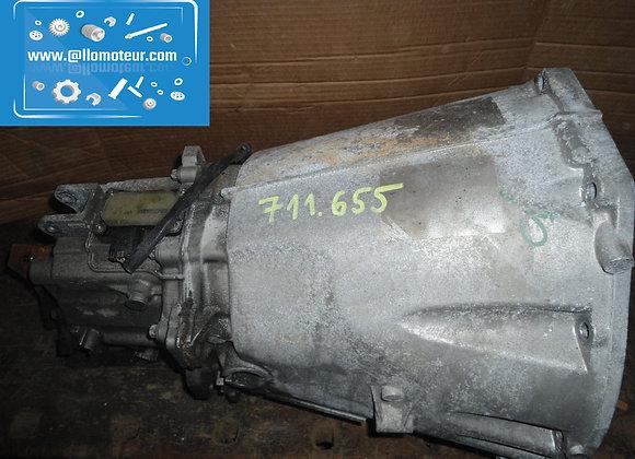 Boite de vitesses Mercedes Slk 711.655
