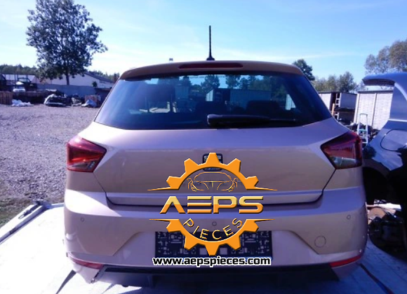 ARRIERE COMPLET SEAT IBIZA V