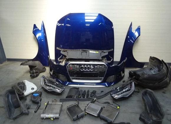 Face avant complete AUDI RS6 C7