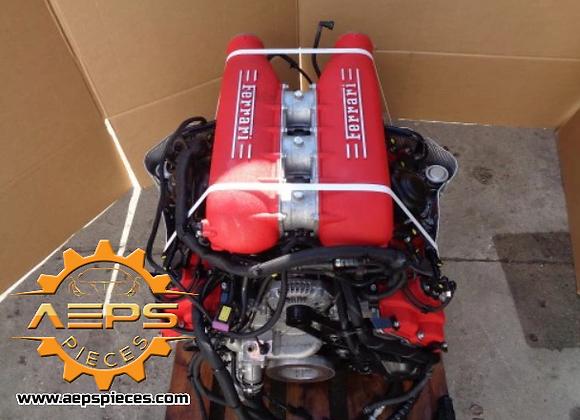 Moteur complet FERRARI 458 ITALIA 4.5 V8 570CV