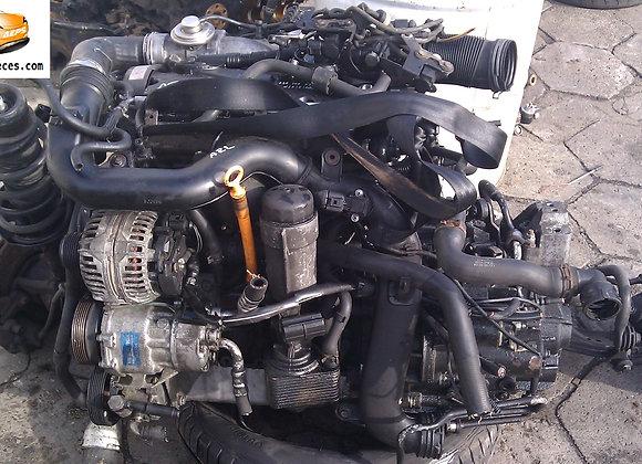 Moteur complet VW AUDI 1.9 TDI ARL