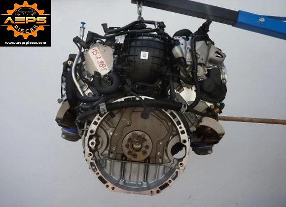 Moteur complet MERCEDES W218 CLS 6.3AMG 157981