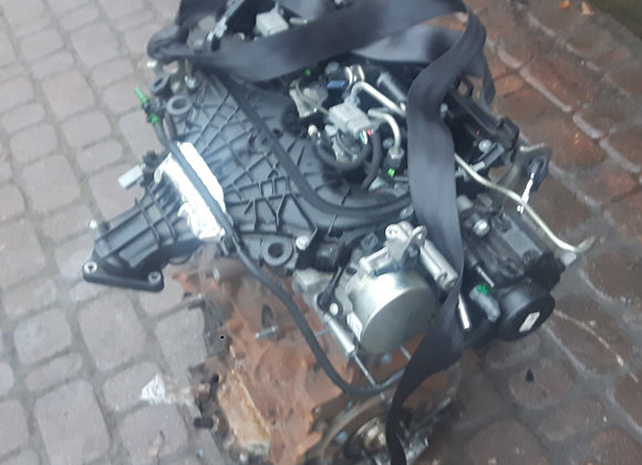Bare block cylinder head PEUGEOT 2.0HDI RHH
