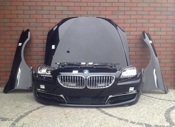 Face avant BMW Serie 6