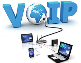 VOIP (Voice Over Internet Protocol) Phones