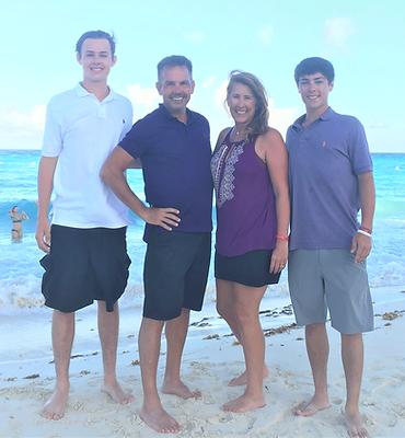 The Hoffey Family