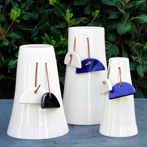 """Vase collection """"Demi-lunes"""""""