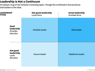 The Difference Between Good Leaders and Great Ones