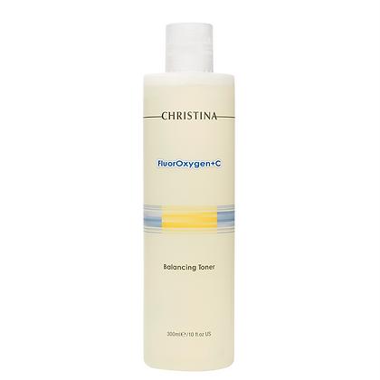 Christina Fluoroxygen + C Balancing Toner 300ml