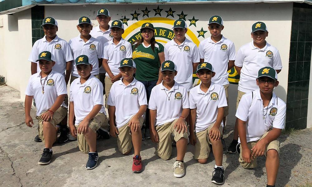 Serie Nacional Ligas Pequeñas Williamsport 2018 - Seguro Social Mexicali