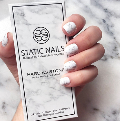 Static Nails - Hard as Stone