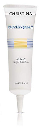 Christina Fluoroxygen+C Alpha C Night Cream 1 fl. oz (30 ml)
