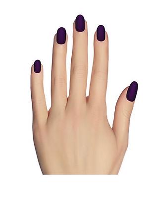 Static Nails - Vineyard Deep Purple
