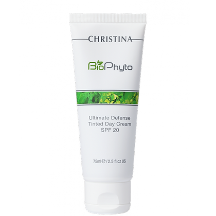 Christina BioPhyto Ultimate defense tinted day cream spf 20 75ml