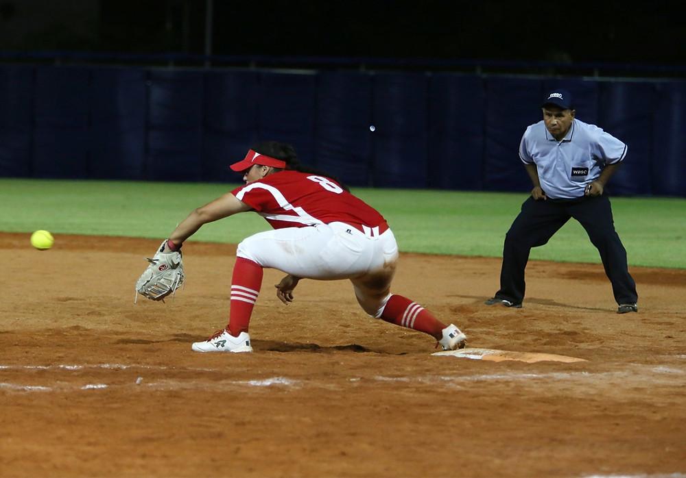 Mexico vs Puerto Rico - Centroamericanos 2018 - Mexico a la Final por el oro
