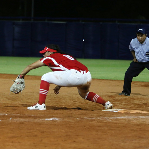 Softbol Femenil de México a la Final de Centroamericanos 2018