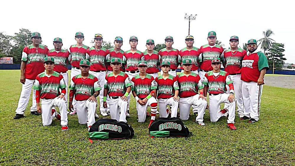 Serie Latina Senior League 2018 en Panamá - Liga Oriente de Nuevo Laredo representando a Mexico