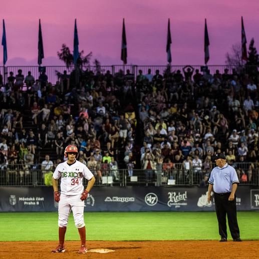 República Checa gana a México en extra innings