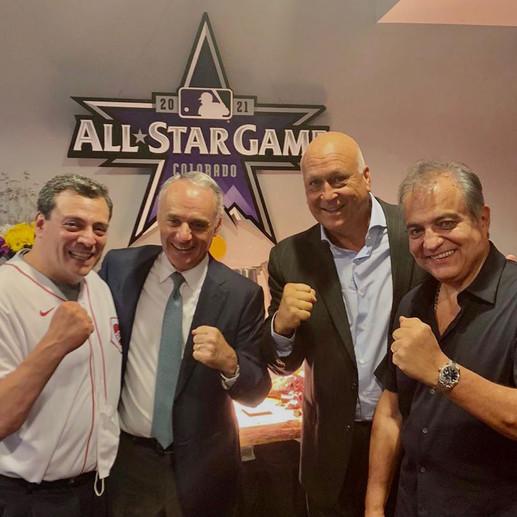 Gran Reunión de Trabajo de MLB y WBC