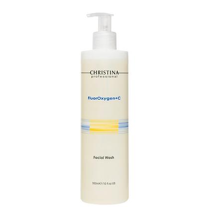 Christina Fluoroxygen Facial Wash 300ml