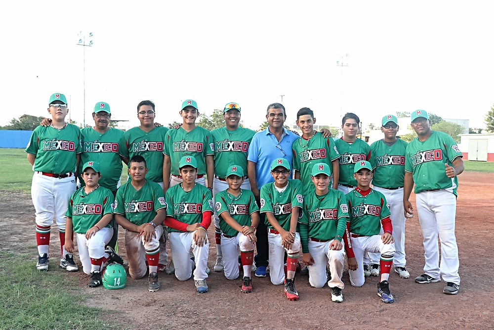 Serie latinoamericana de ligas pequeñas categoría intermedia, equipo de Liga Treviño Kelly de Reynosa
