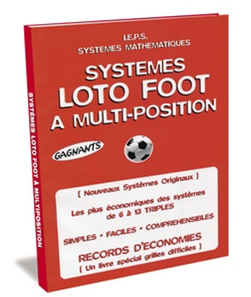 Une nouvelle méthode de jeu Loto Foot 7 et 15