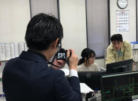 求職者雇用支援機構からのインタビュー