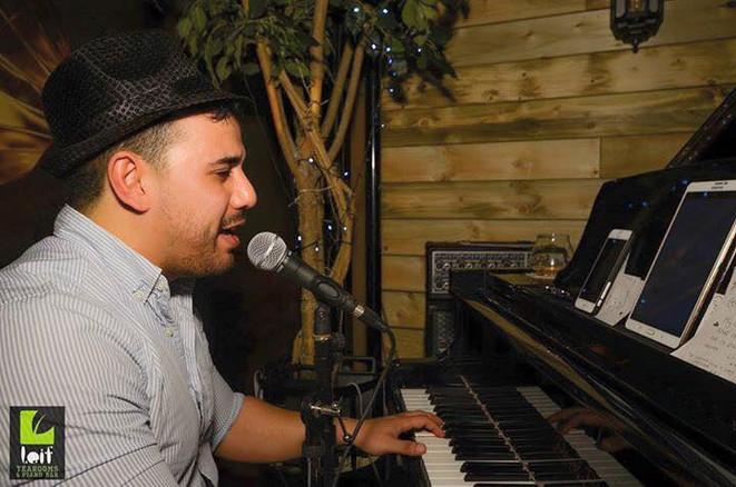 LEIF PIANO BAR, LEAMINGTON SPA