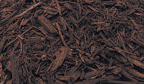 Double Shredded Hardwood Mulch