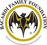 5in Bacardi Family Foundation decal 2c.j
