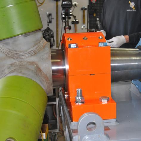 GFD shaft assembly
